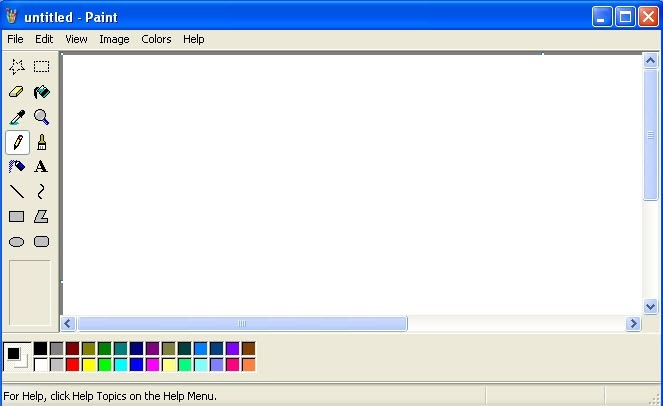 Microsoft Paint,    I spent countless hours on this app to just get some concept right