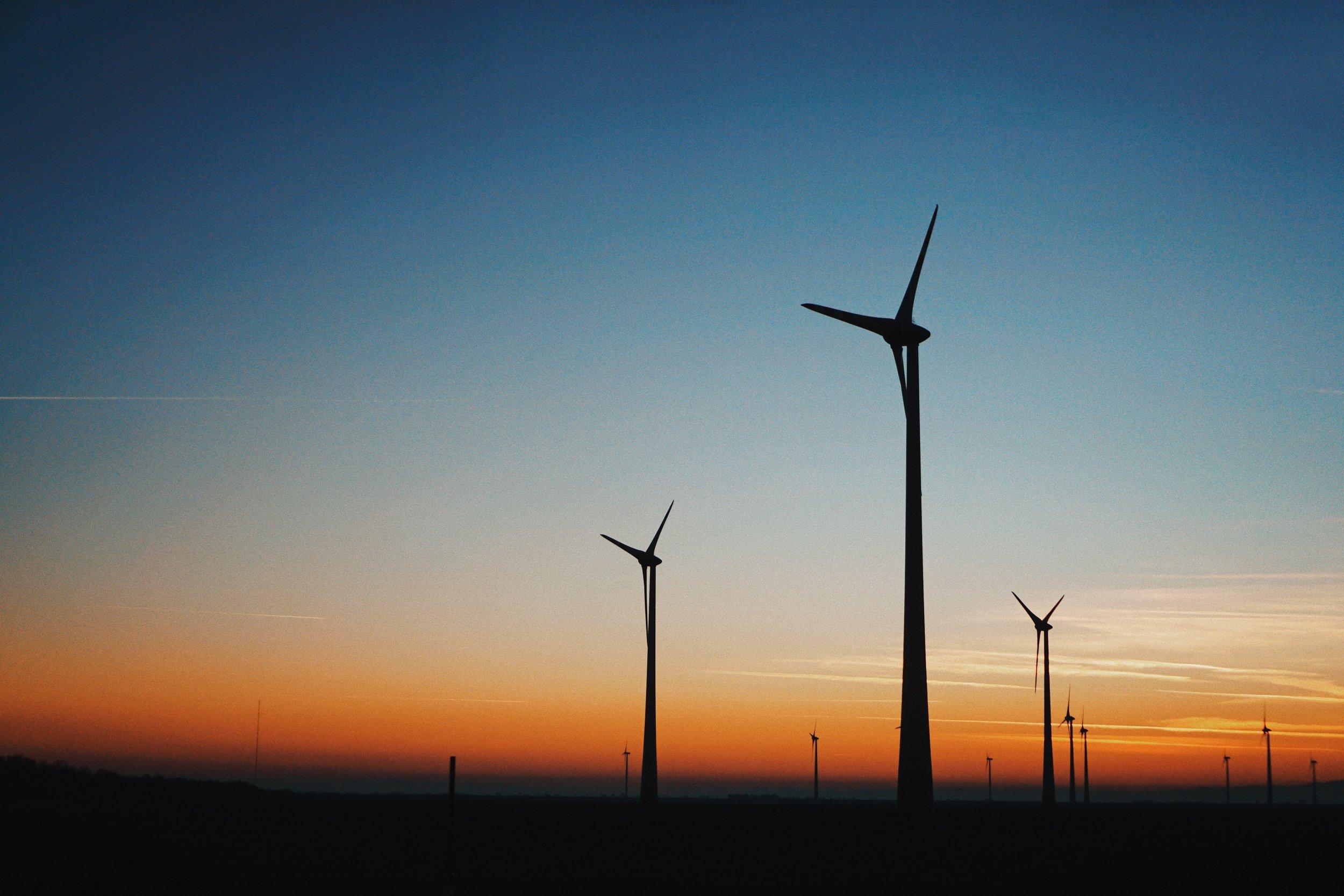 The Windmills of Vienna
