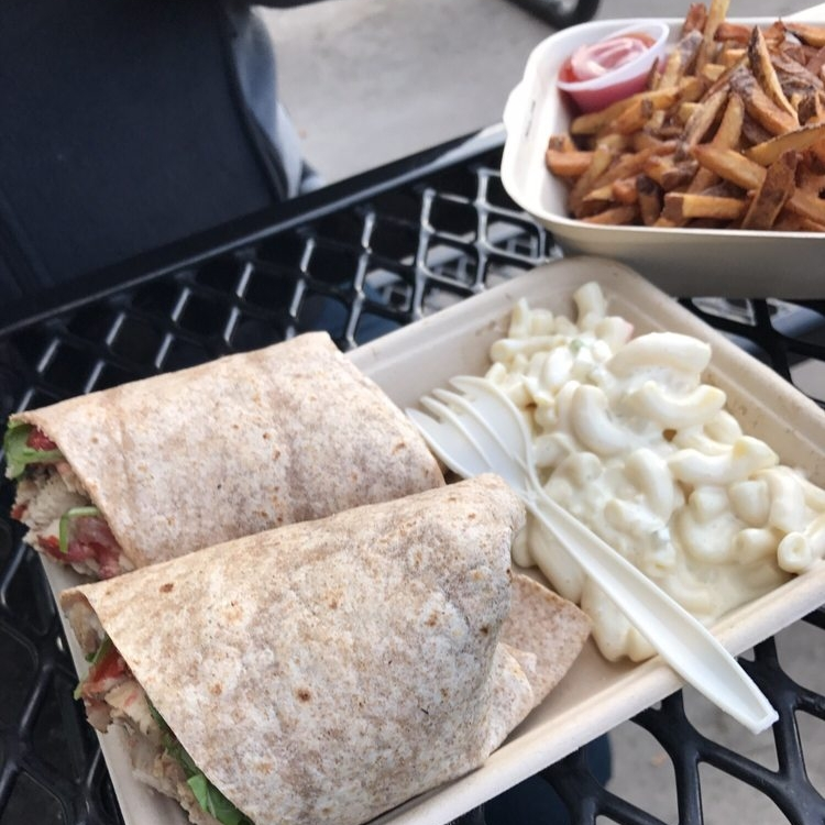 Farm to Truck - Fries & Sandwiches & More!
