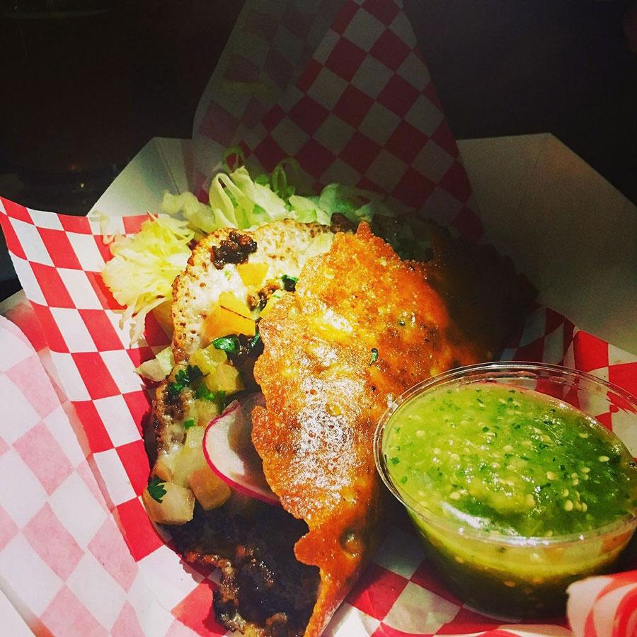 The Road Runner - Tacos & Burritos