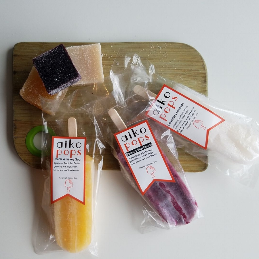 Aiko Pops - Handmade Frozen Popsicles, Plus Sandwiches & Soups