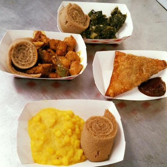 The Ethiopian Food Truck - Ethiopian Cuisine