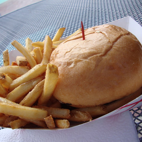 OG Burgers - Grass-Fed Burgers