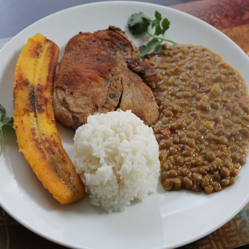 Muzo on Fire - African Cuisine