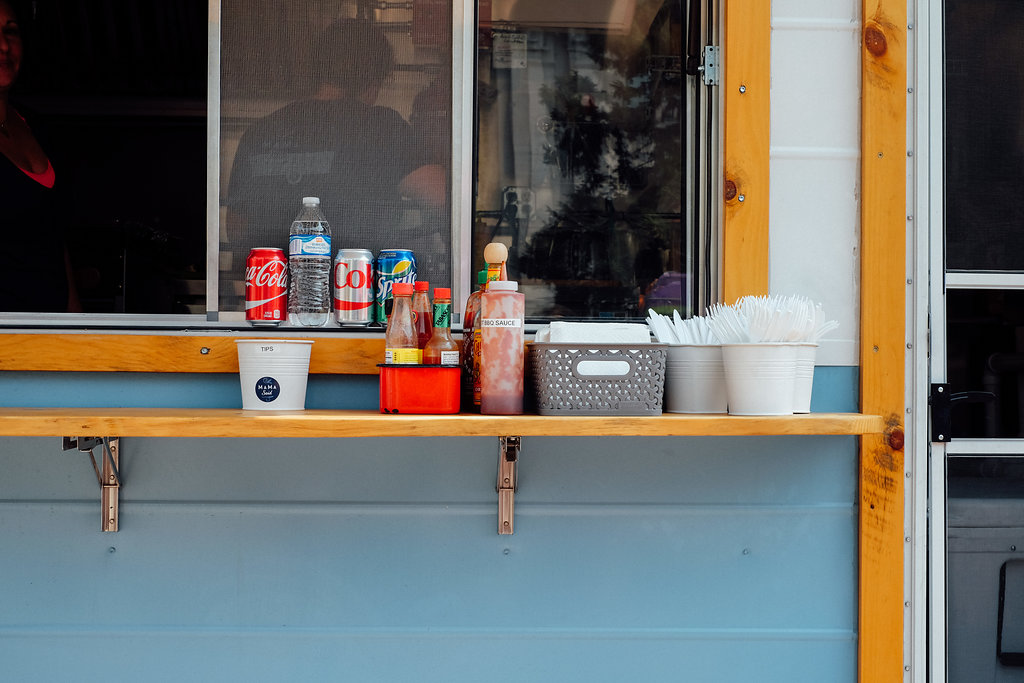 Food Truck Pairing Activation (2/3 Available)