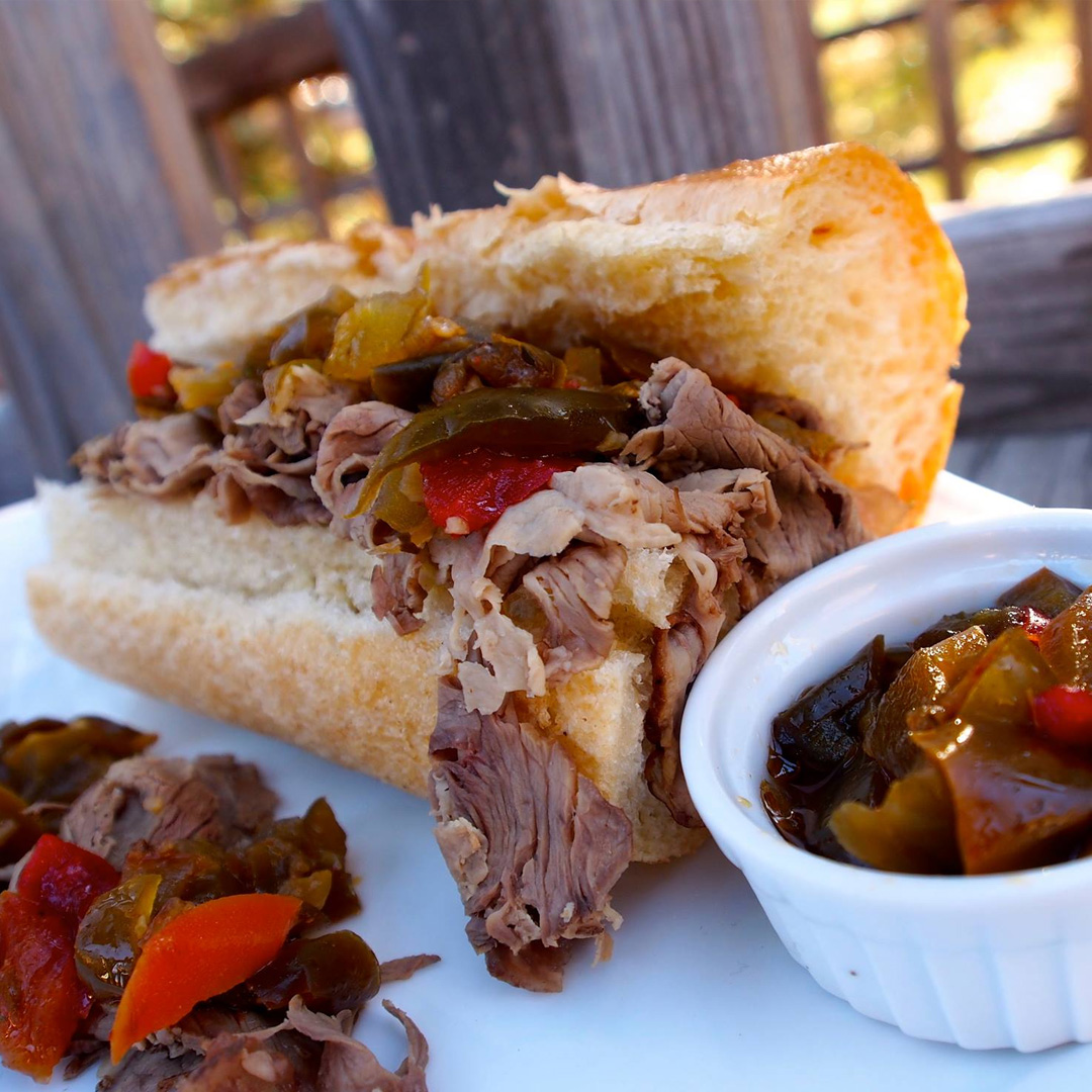 Beef King - Chicago Style Italian Beef Sandwiches