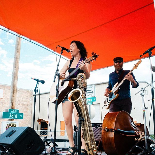 There will be music along with our trucks for our June 1st stop! Details coming soon. . . #foodtruckfestival #fivepoints #denver #foodtrucks