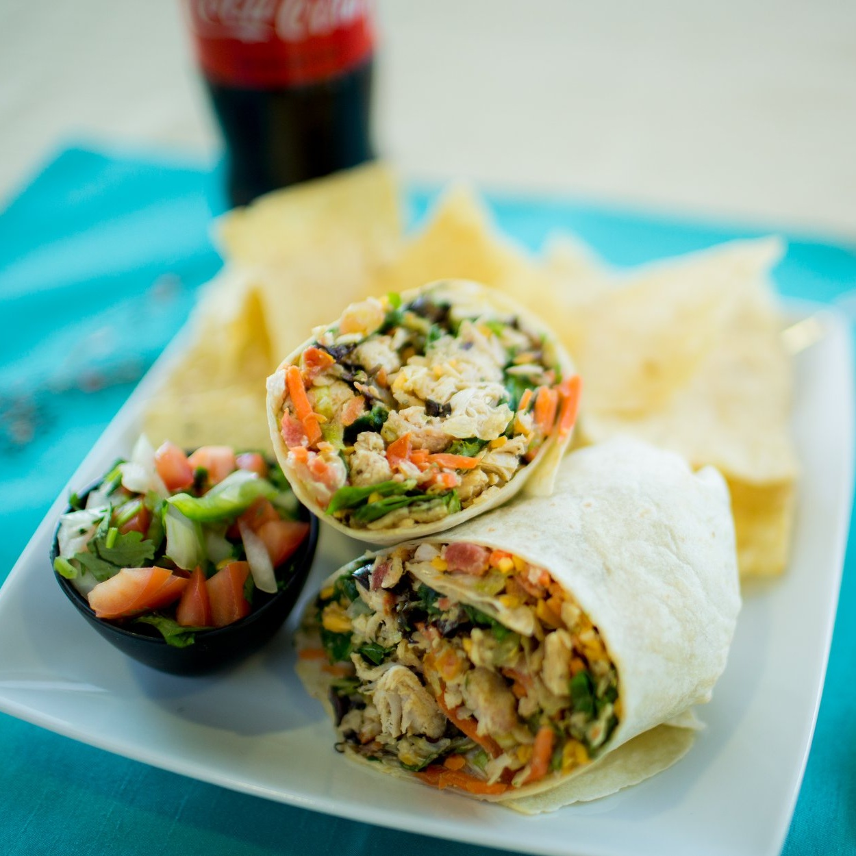 California Wrap Runner - Cali-Style Wraps