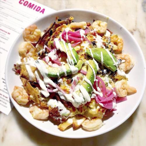 Comida - Mexican Soul Food