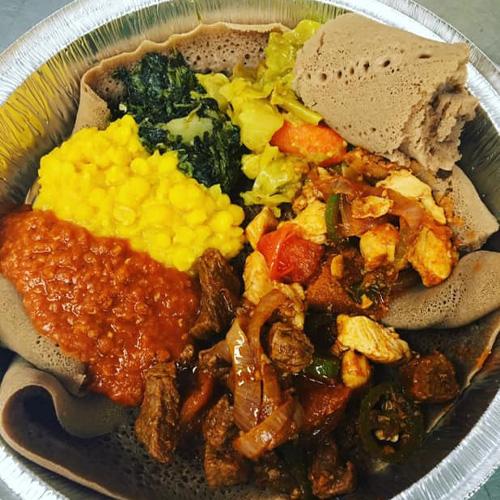 Ethiopian Food Truck - Ethiopian Cuisine
