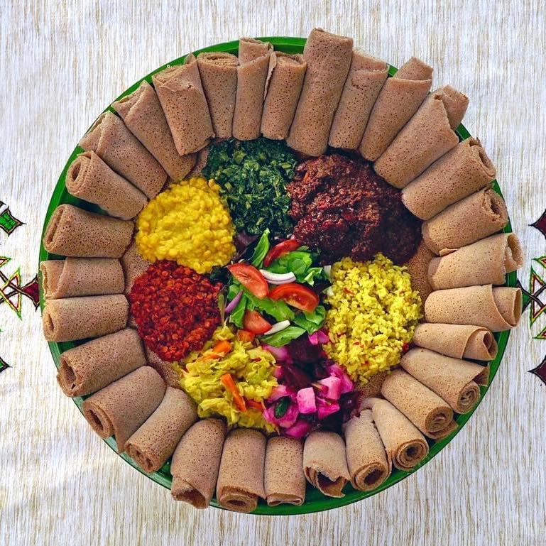 Saba's Ethiopian -
