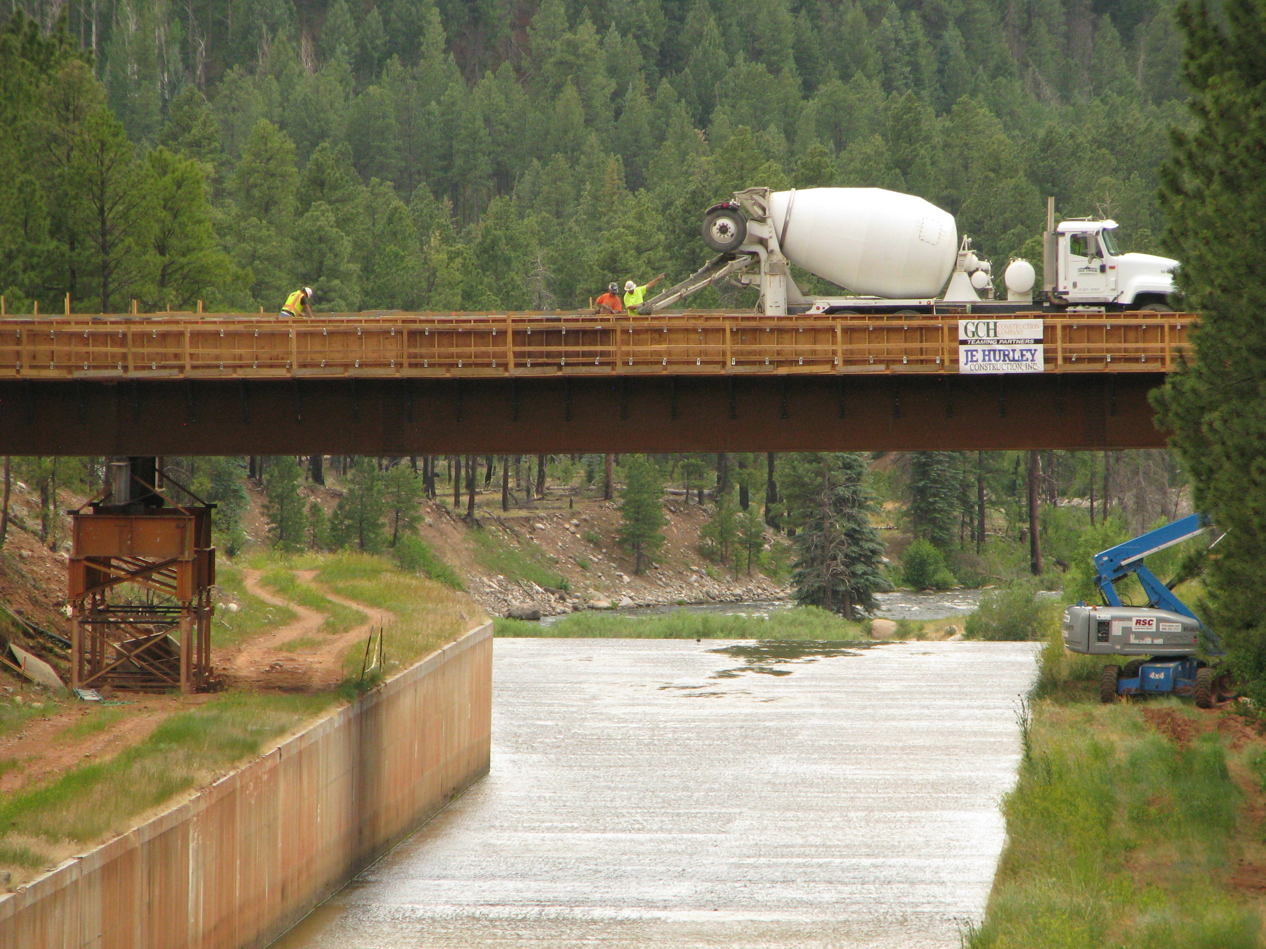Vallecito Bridge