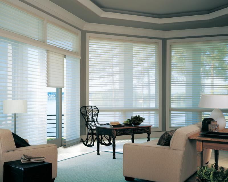 Lauras Draperies and Blinds Little Rock Arkansas Silhouettes Shades Custom Bedding Curtains 3.jpg