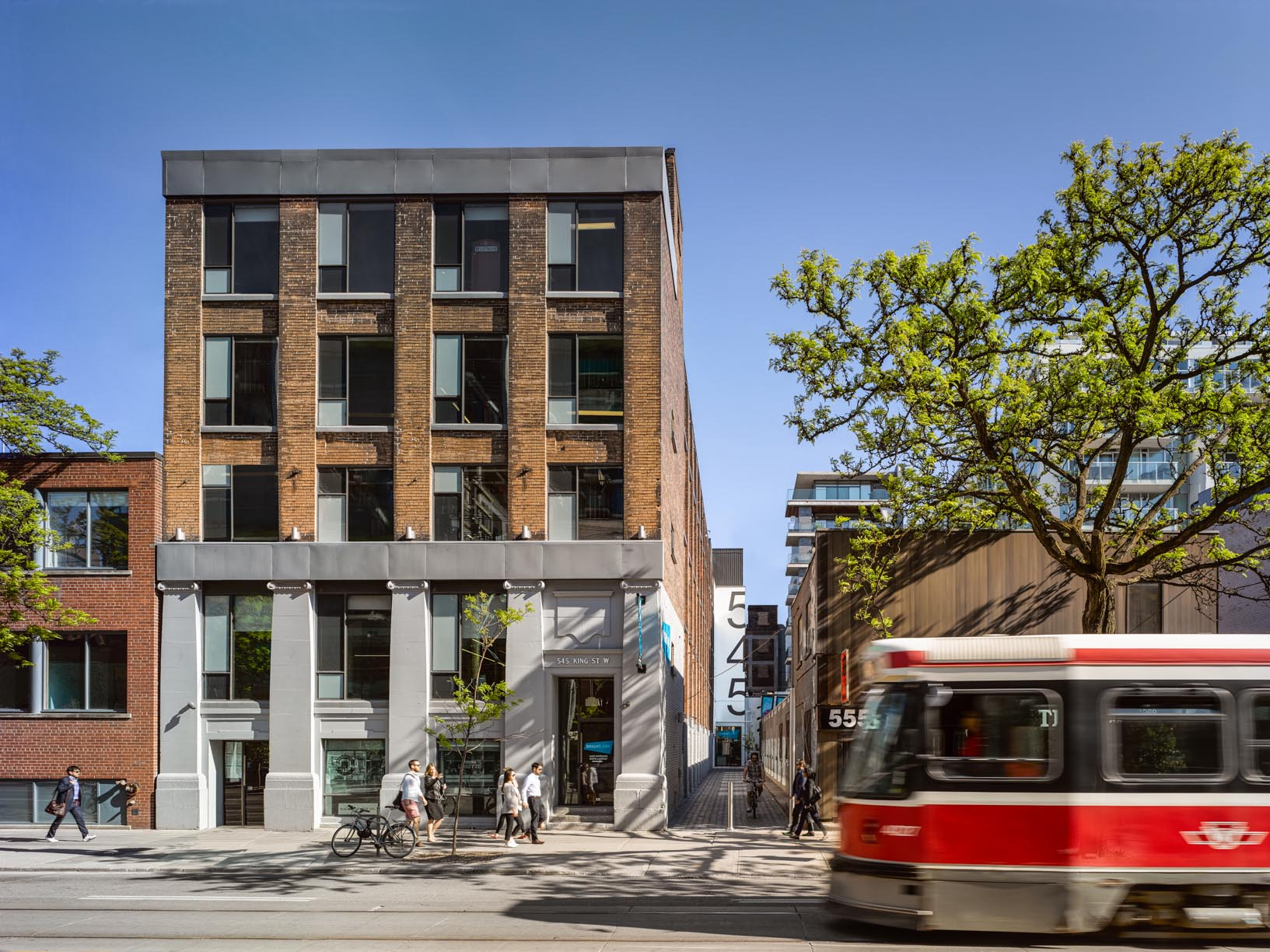545 King West