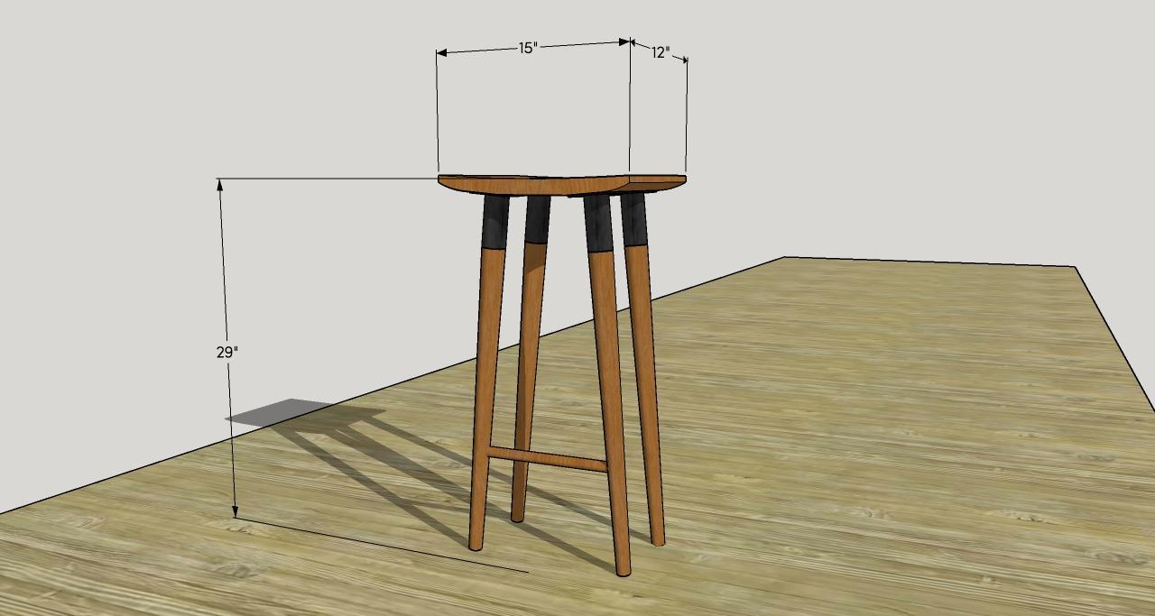 Christine White Oak Stools Design.jpg