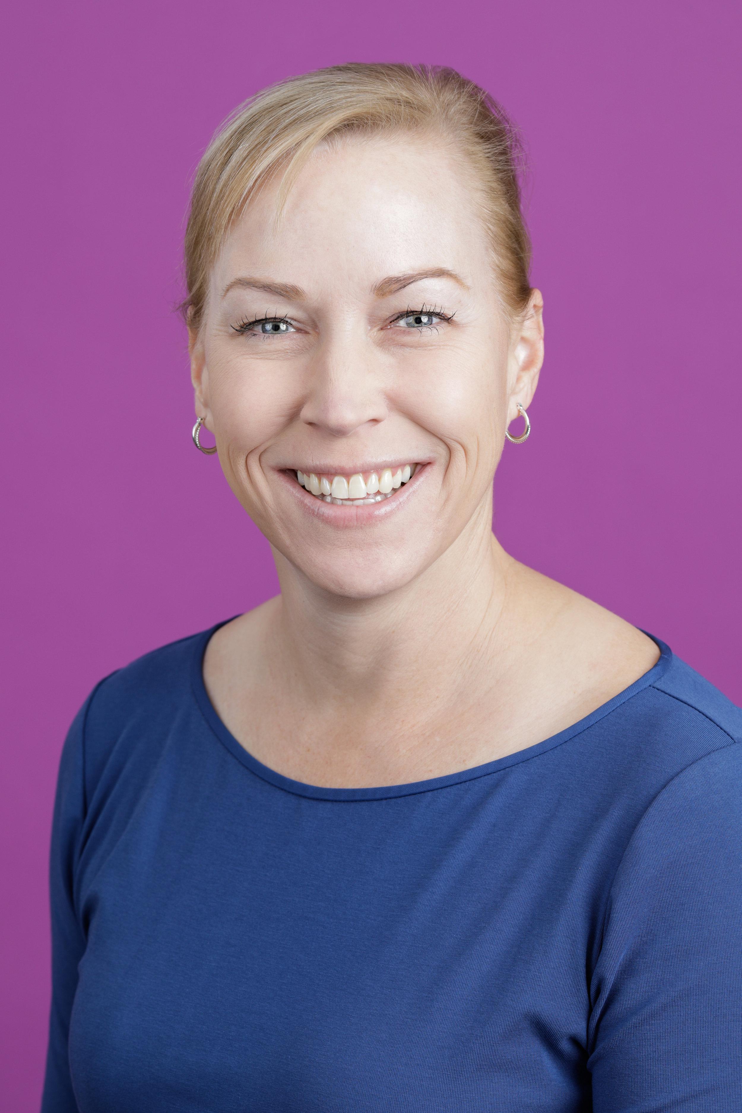 Kaia Forgét - Sr. Director of Community Development