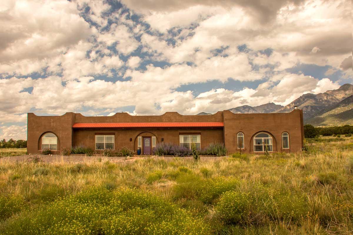 Clear Light Sangha House, Crestone, CO, USA, August 2017 Photo Paul Kemnitzer