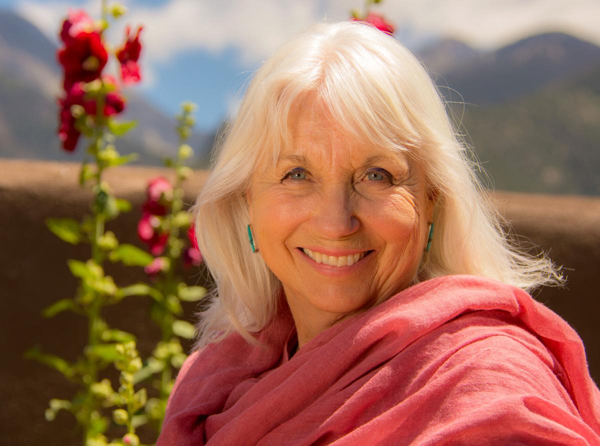 Sharon Landrith, Crestone, CO, USA, August 2017 Photo Paul Kemnitzer