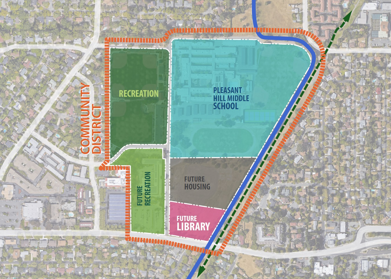 Pleasant Hill Library, Pleasant Hill CA