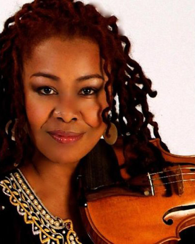 KAREN BRIGGS - Violin (Website)