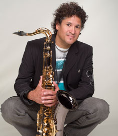 Steve Nieves - Sax, Percussion, Vocals