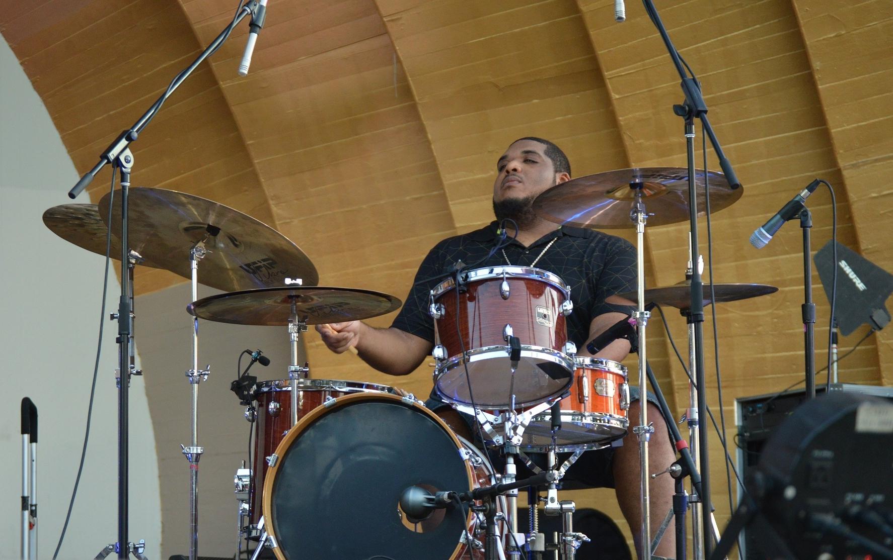 Gene Coye - Drums (Website)Photo by Paul Jannuzzi
