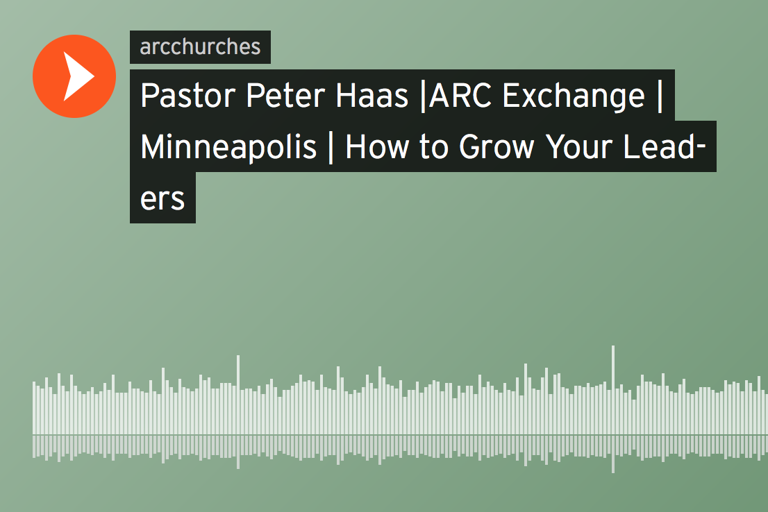 CLICK HERE to listen to the podcast  by Pastor Peter Haas that was referenced in this message.