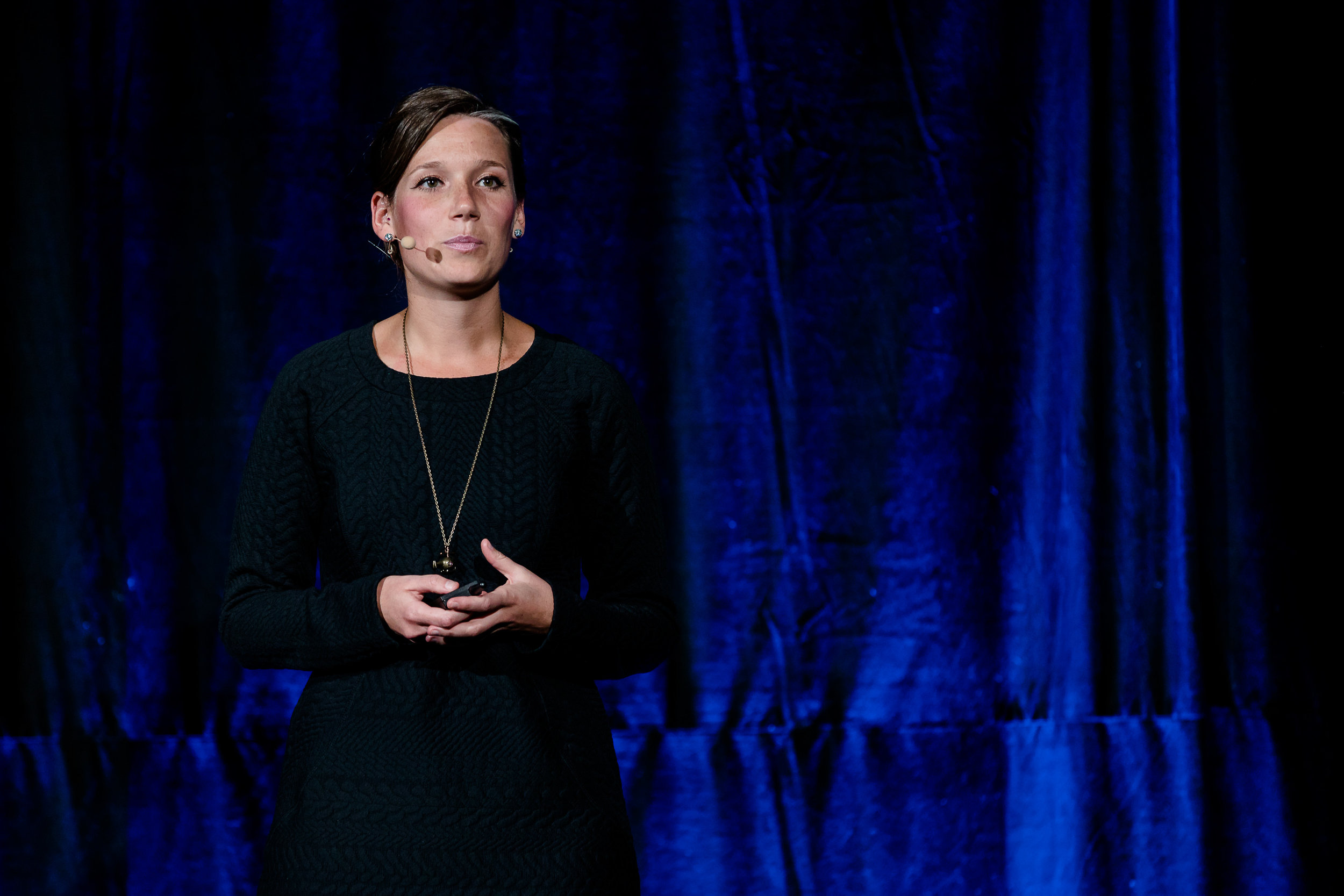 Natalie Panek, Rocket Scienctist, MDA Robotics