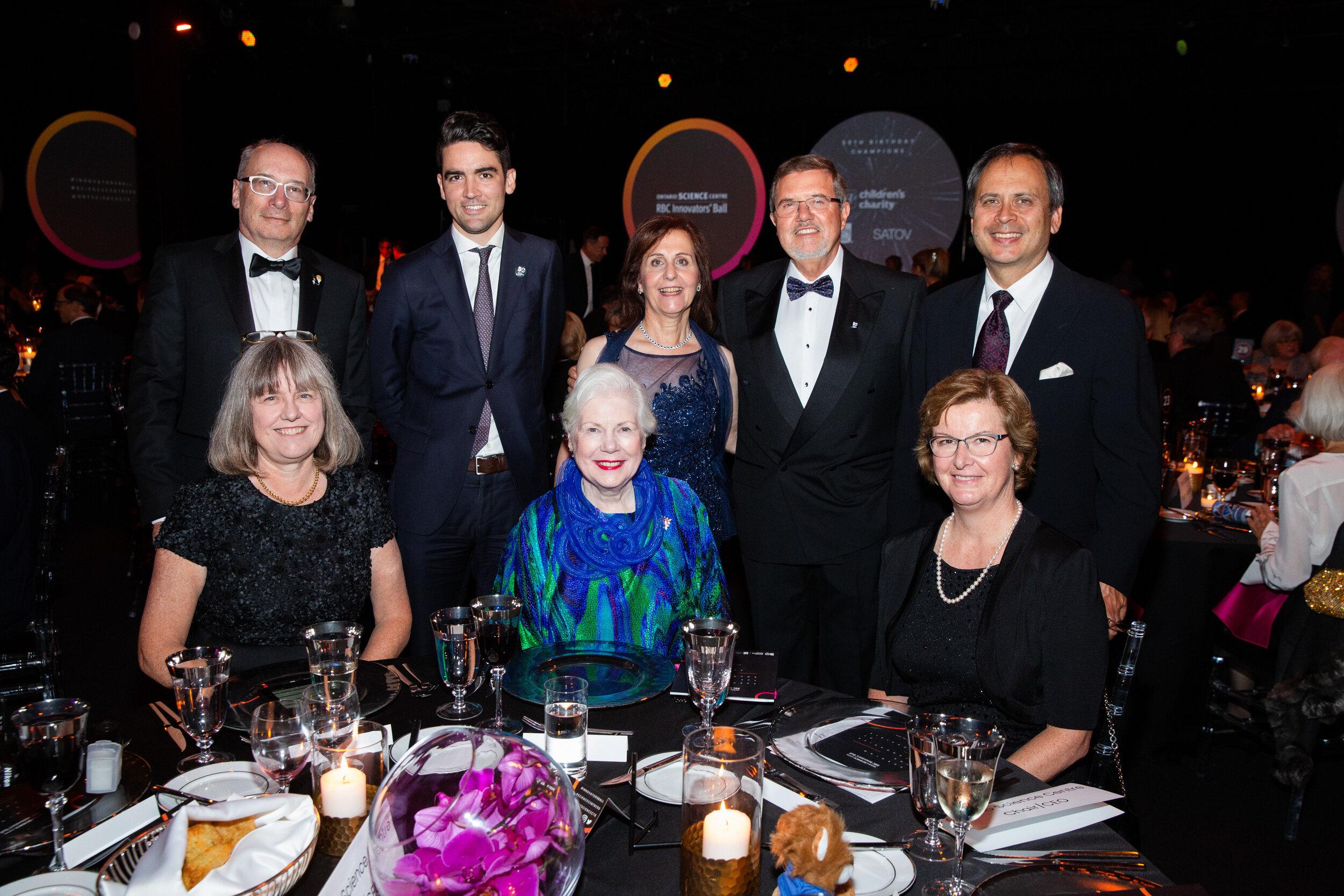Ontario Science Centre Chair/CEO