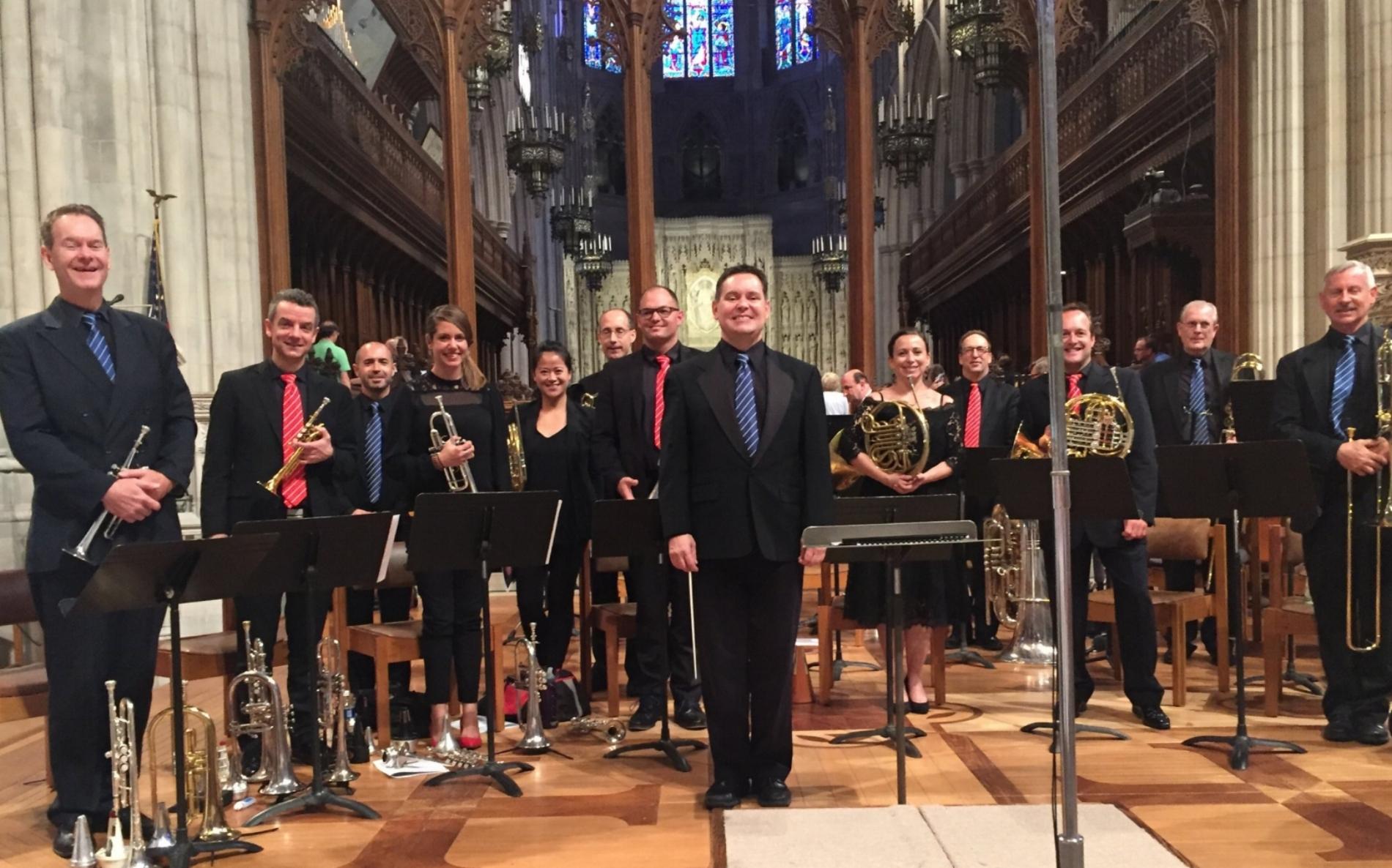 The Washington Symphonic Brass