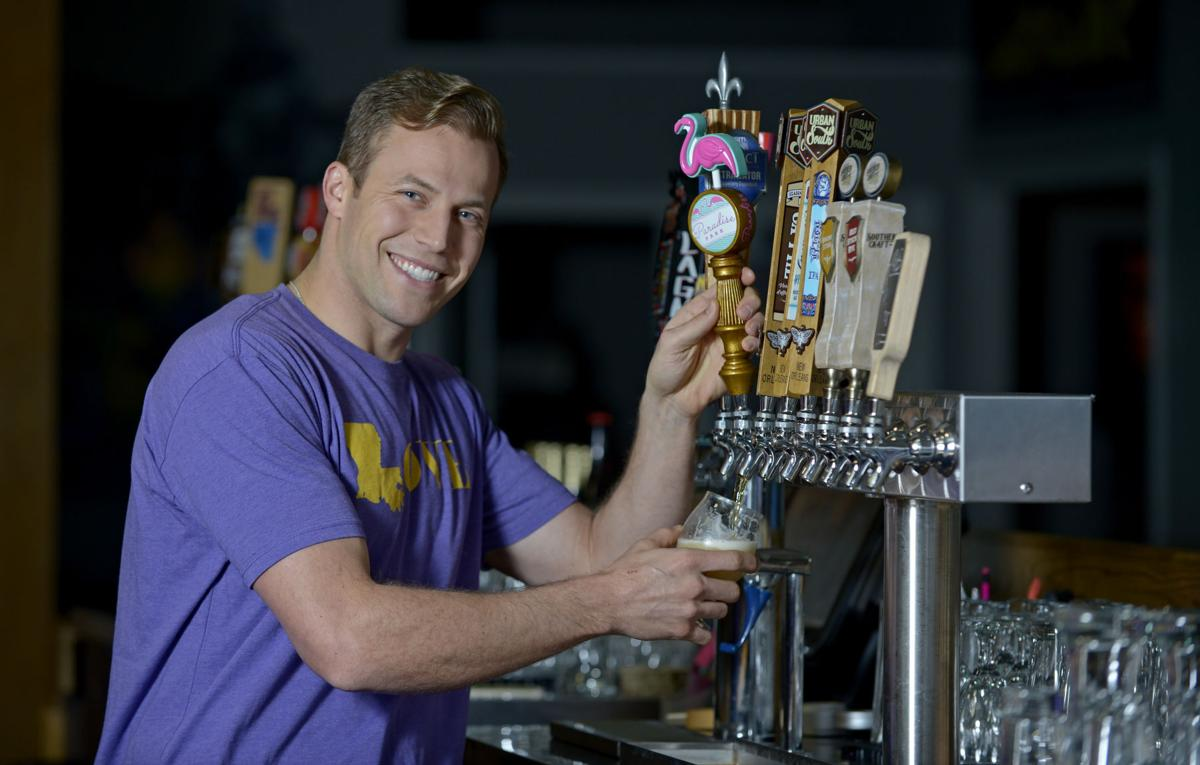 Louisiana Craft Brewers Guild executive director is ready to help smaller breweries -
