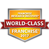 World-Class Franchise Award 2017