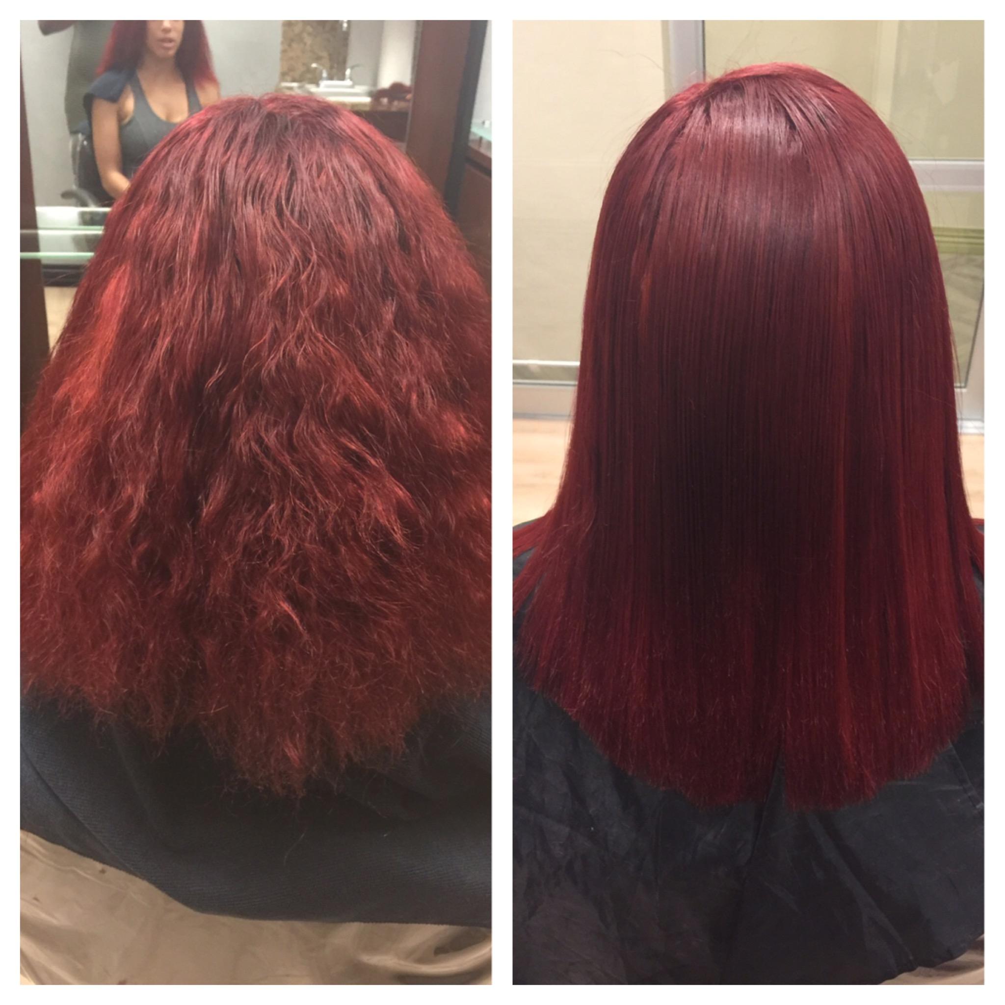 Smoothout Hair Atlanta Client
