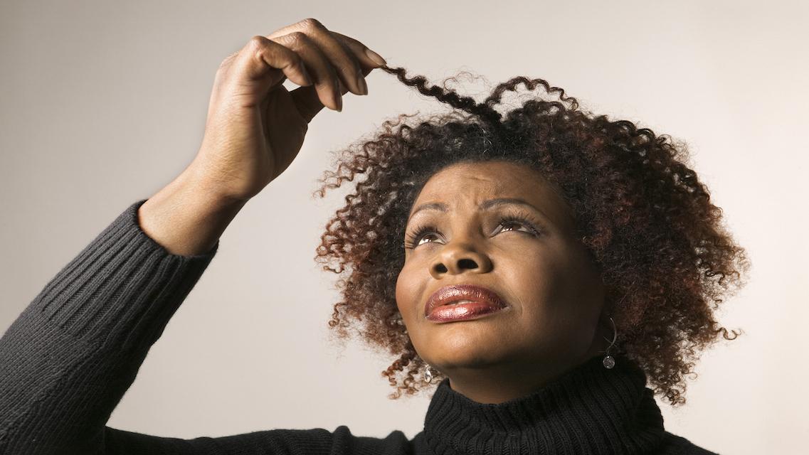 traction alopecia -