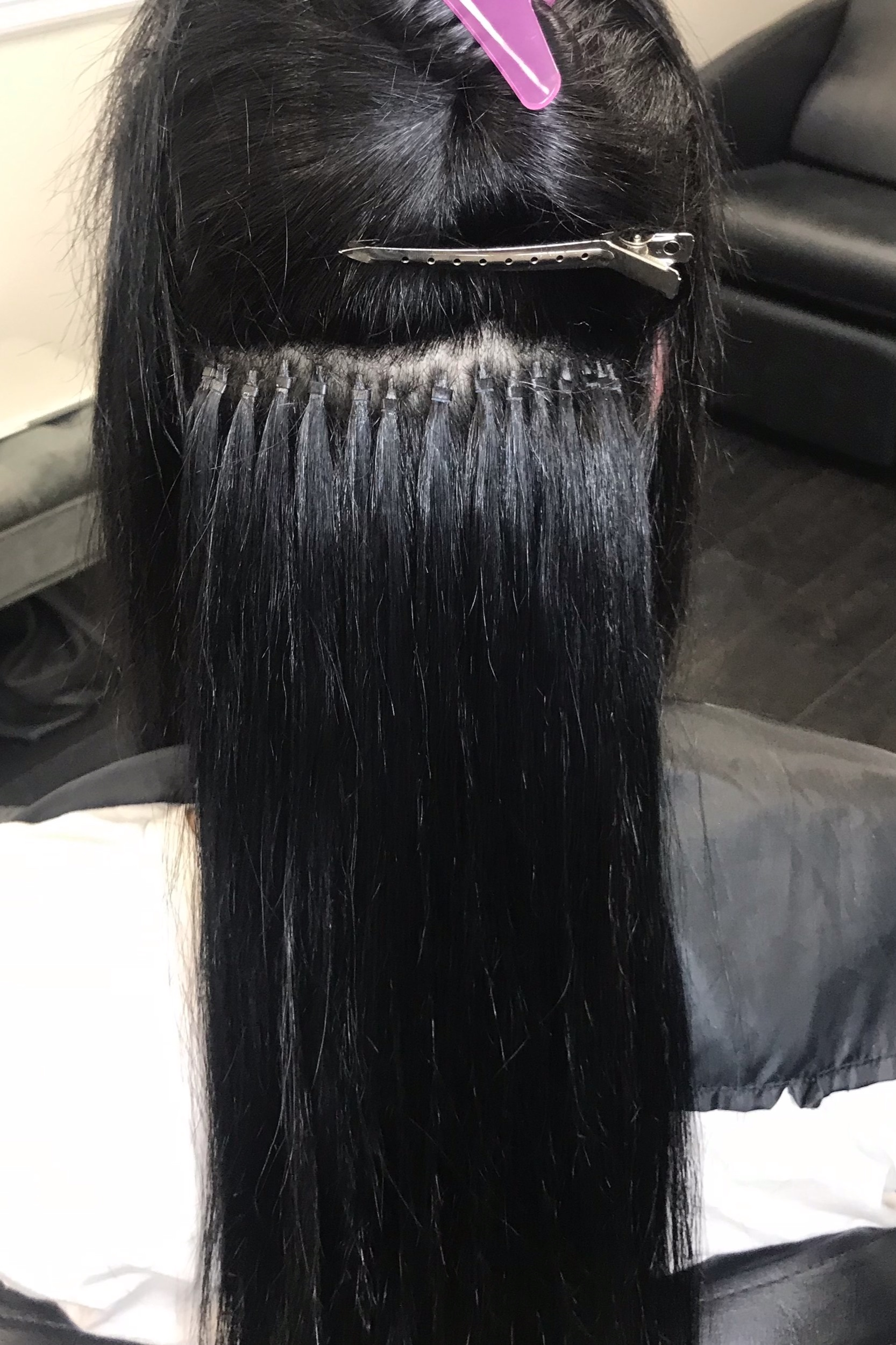 Microlinks A Safer Approach To Hair Extensions