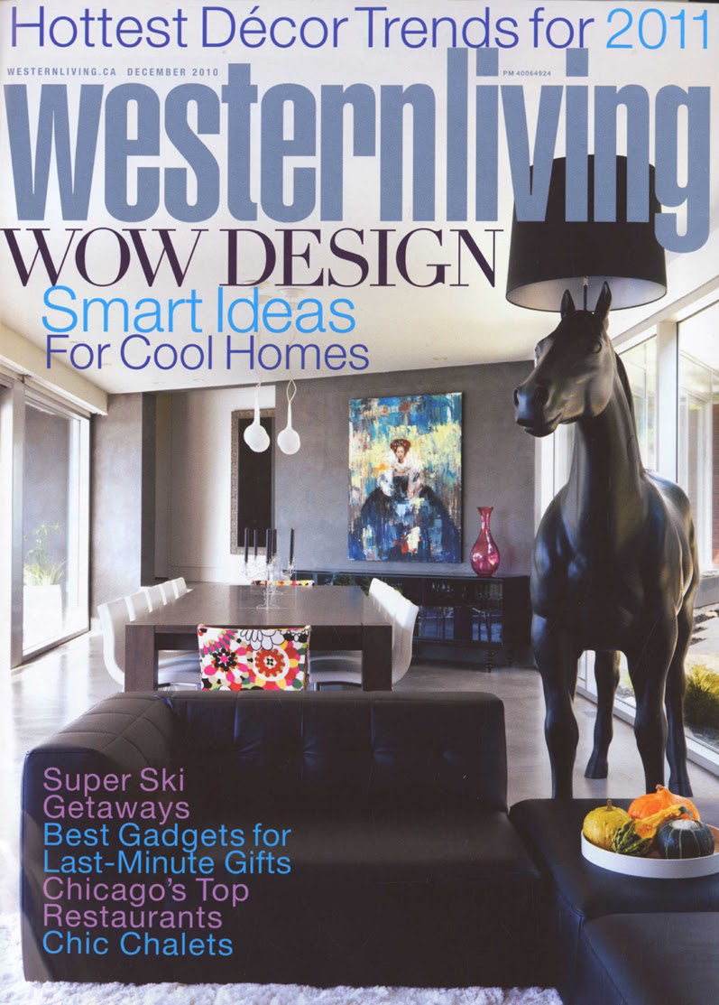 WesternLivingDecember 2010 - Click here to view article