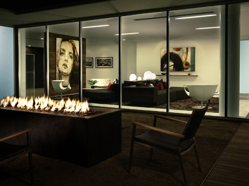 Hotel Modera Studio Art Direct Volume Printing Lobby Artwork Commission