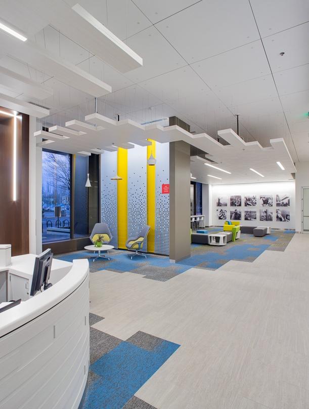 Studio Art Direct Corporate Headquarter Artwork