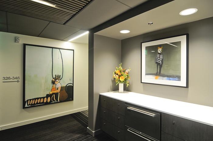 TL Liang Hotel Eastlund Guest Room Artwork Studio Art Direct
