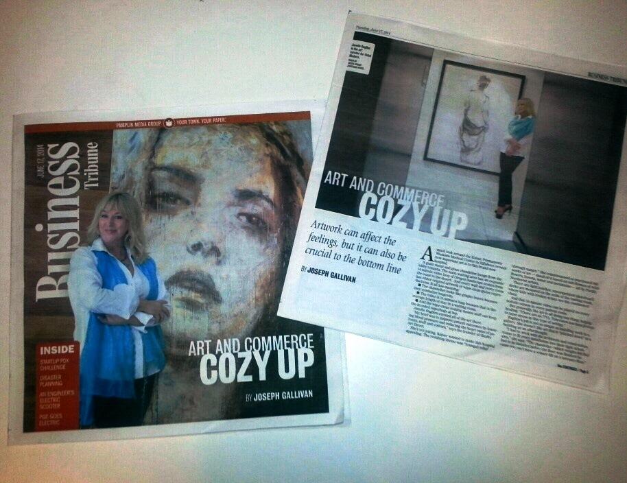 Studio Art Direct Press Business Tribune