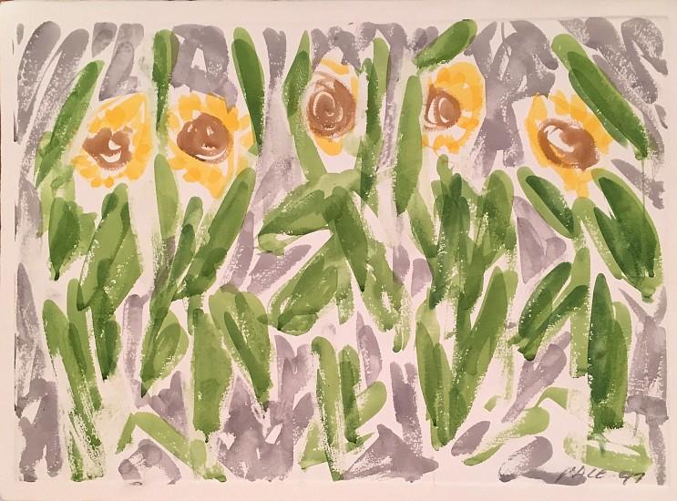 Sunflower Chorus (97-W4), 1997