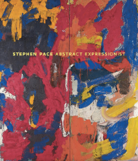 Stephen Pace Abstract Expressionist  (see online version  here )  Berry Campbell Gallery, 2016