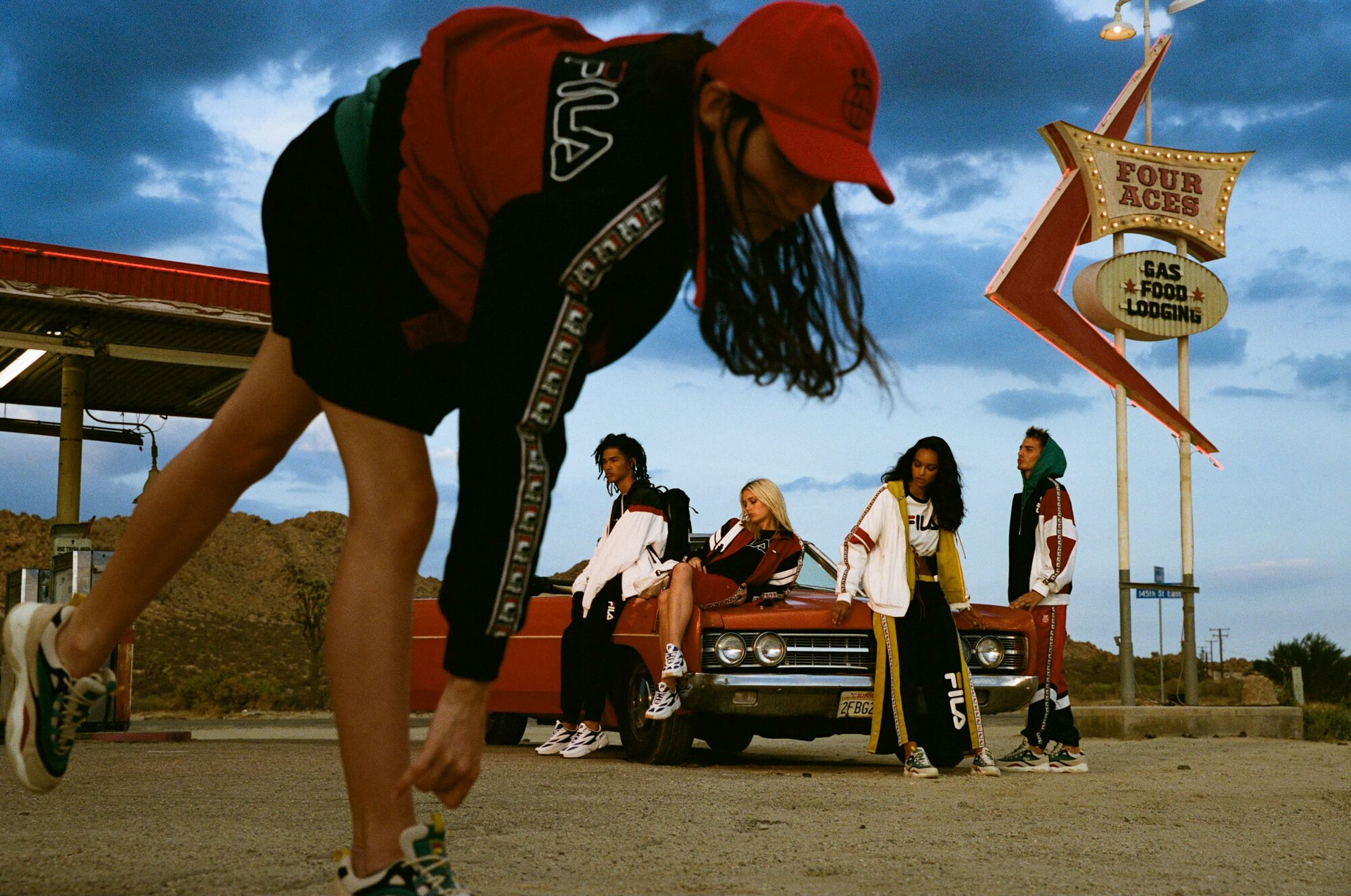 FILA FUSION by DRIELY S.