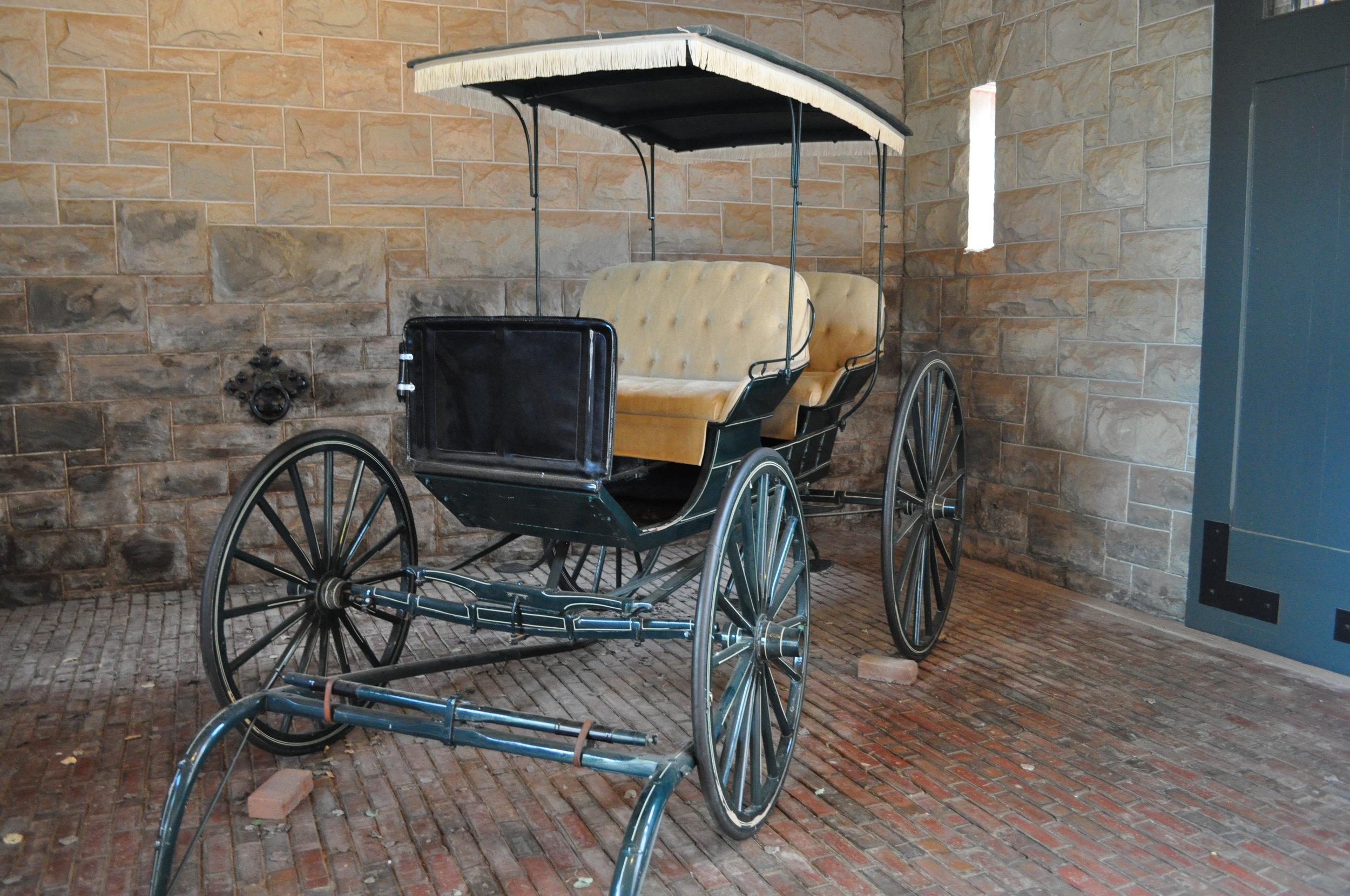 original buggy