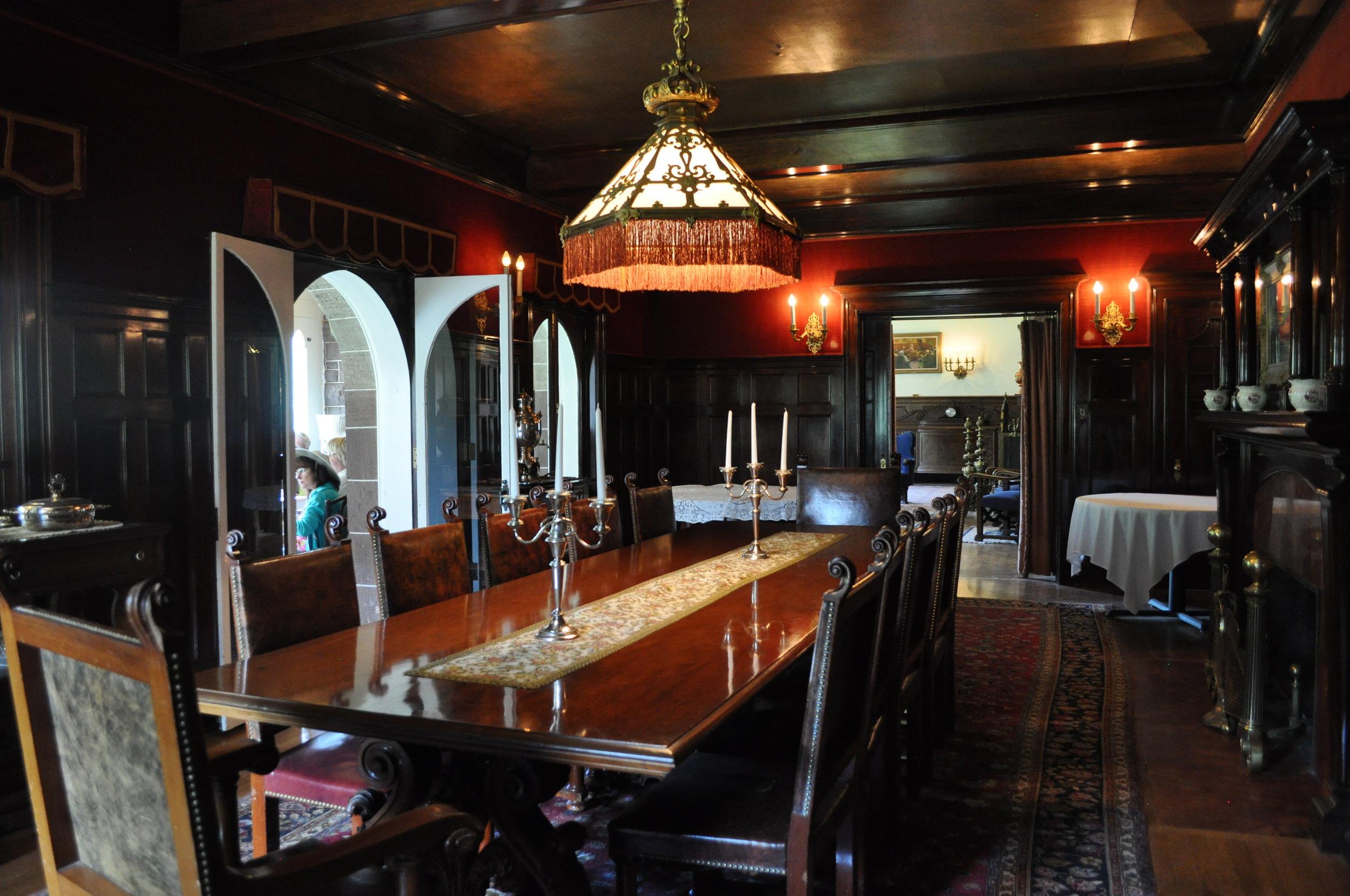 Russian-inspired formal Dining Room