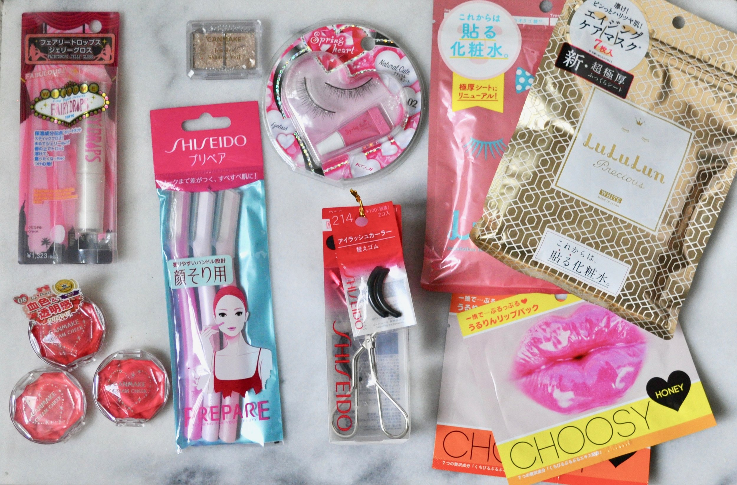 Souvenirs from Japan | @beesandbubbles