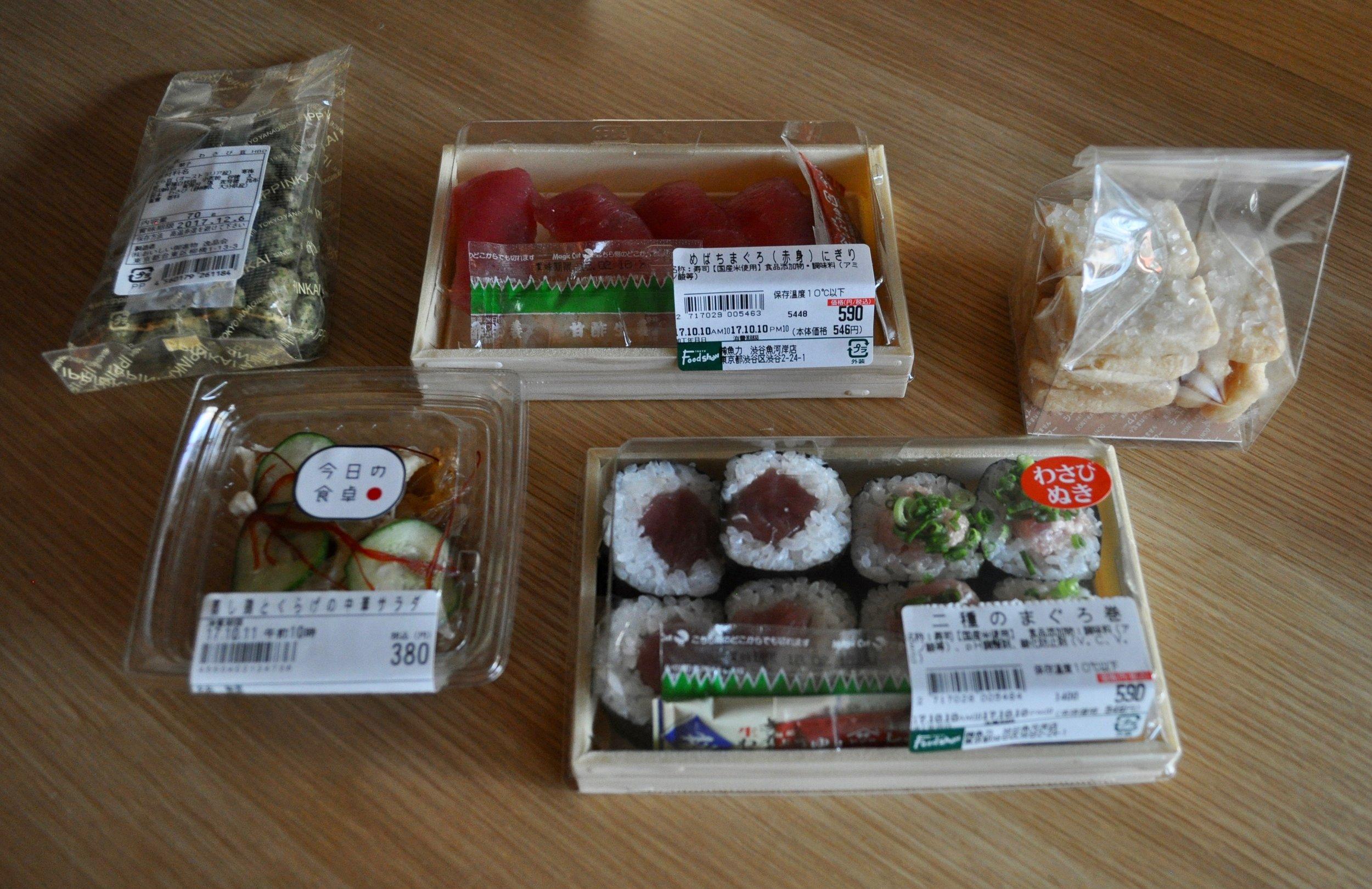 Tokyo Food Show finds