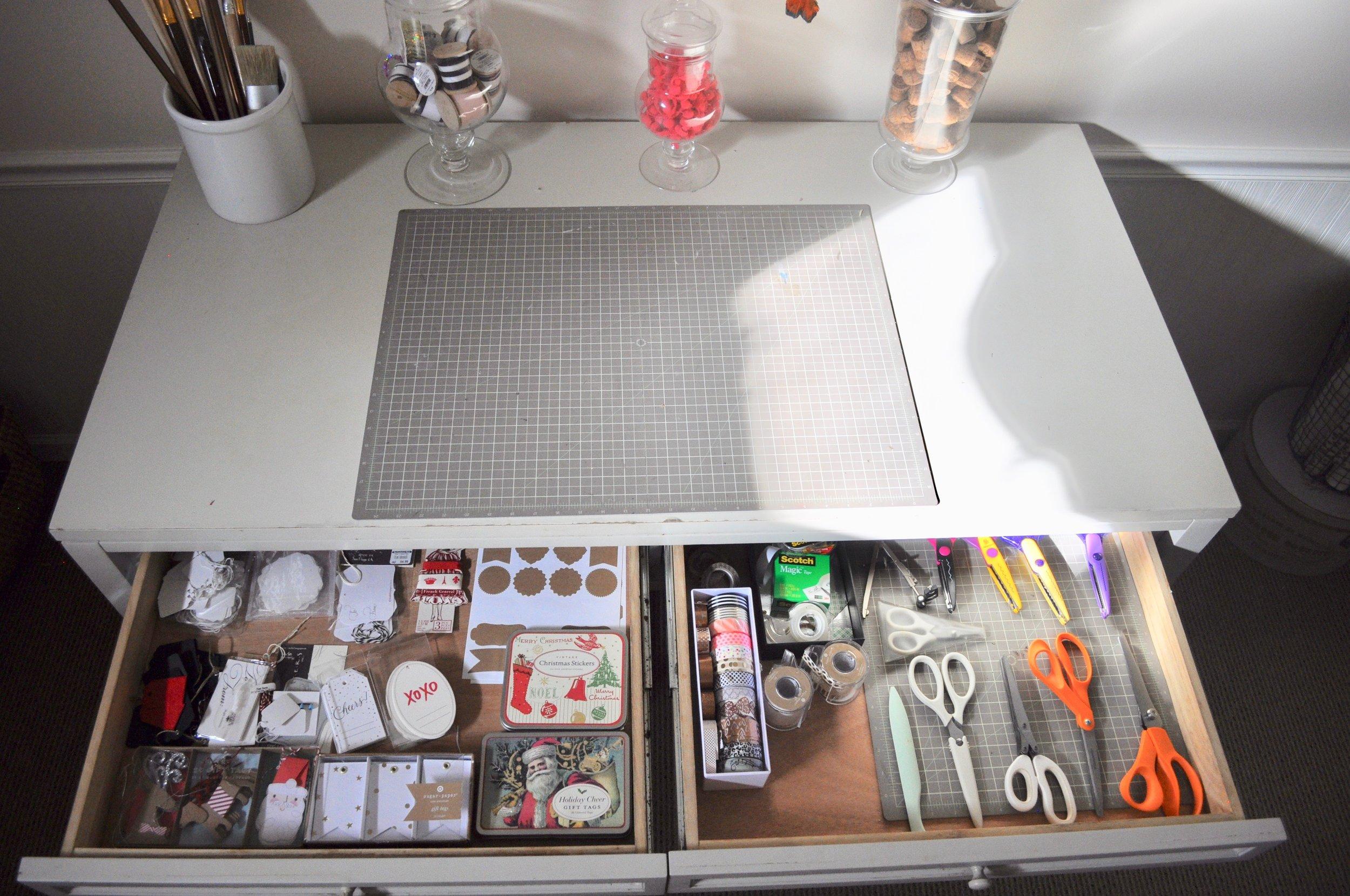 Craft drawer nirvana