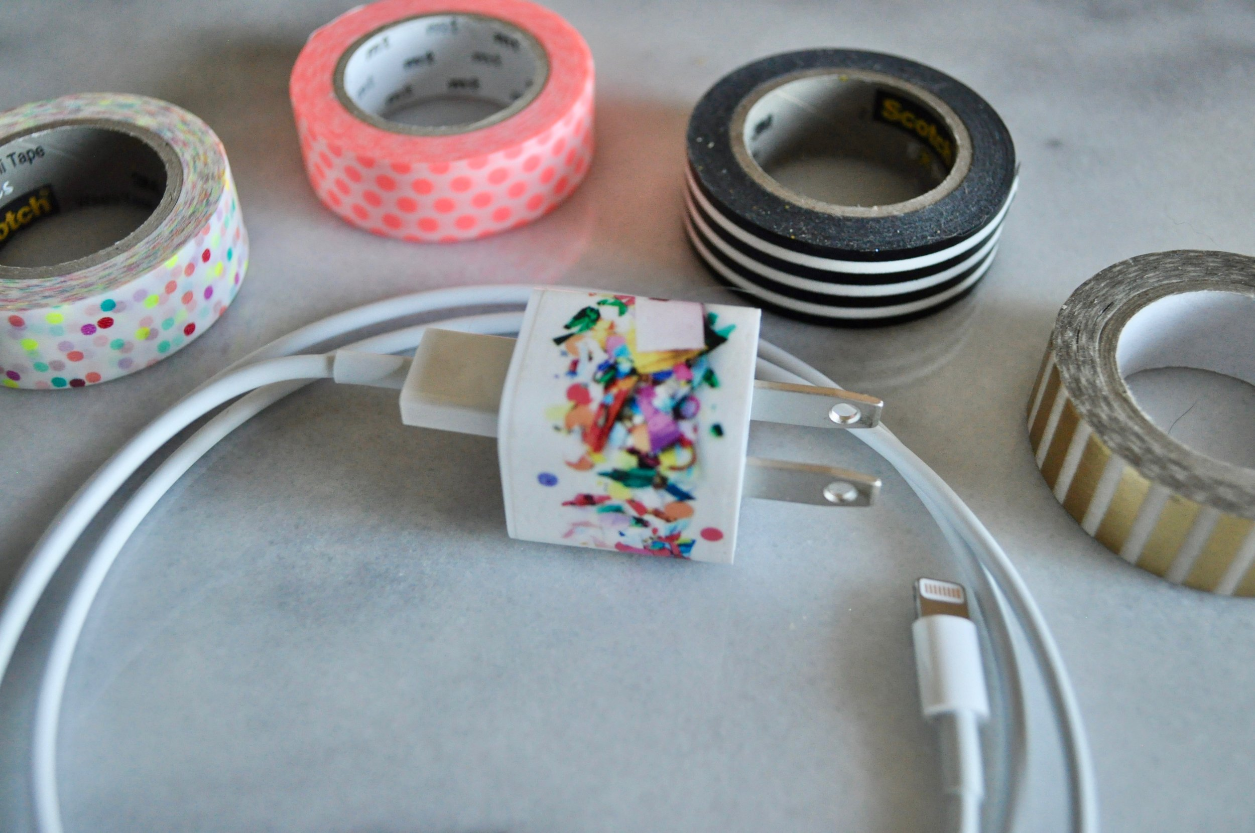 The Thing I Do With My Tech Chargers   @beesandbubbles