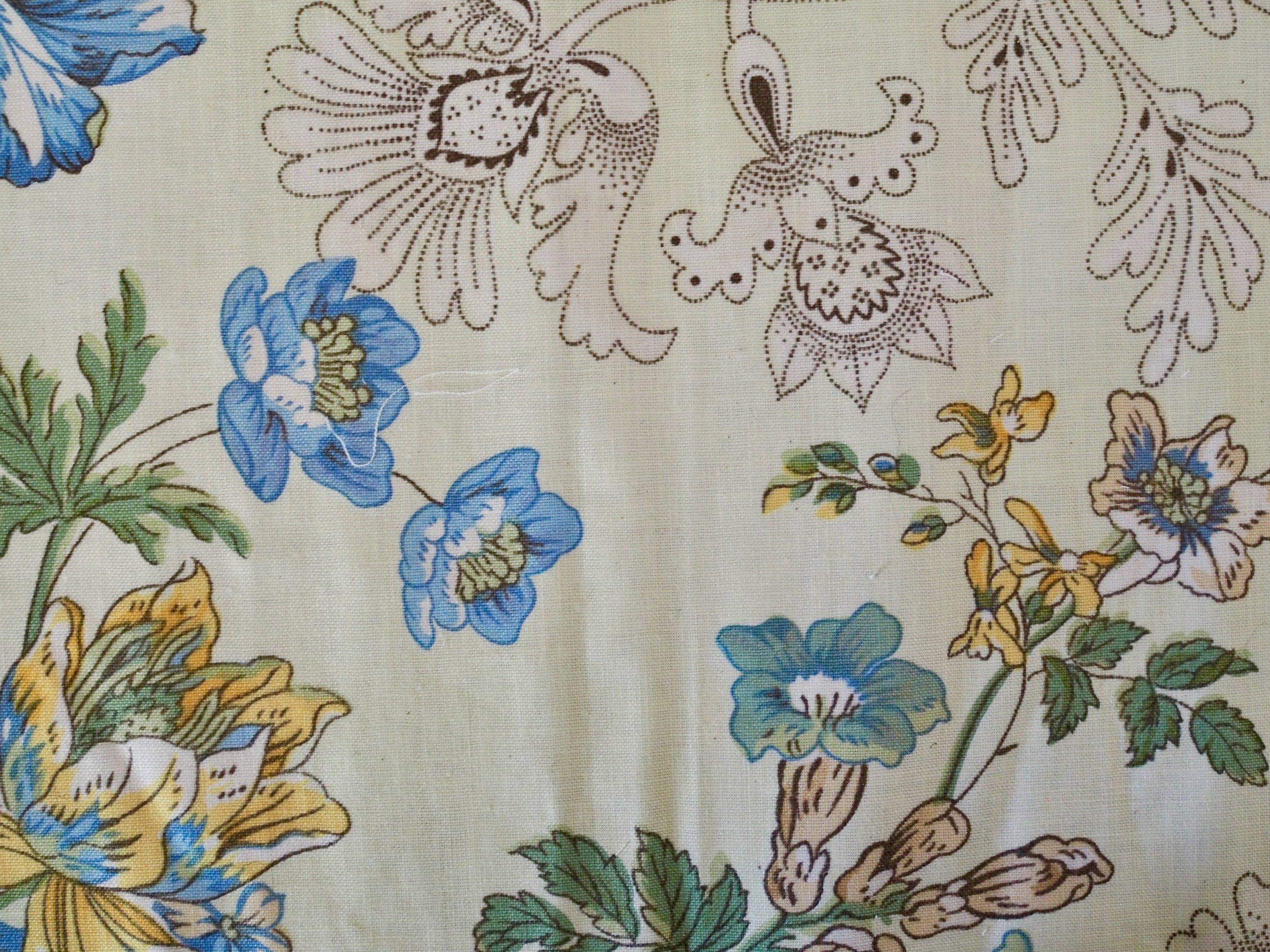 Fabric-Covered Napkin Rings | @beesandbubbles